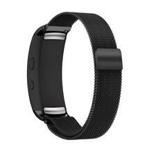 Milanesa Correa de Reloj Pulsera Banda Para Samsung Galaxy Gear Fit2/Fit2 Pro