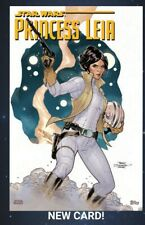 Topps Star Wars Card Trader Marathons Comic Cover Princess  Leia 110219 Digital