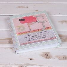 Curly Girl Hardback Notebook THE REAL SECRET TO A FAB LIFE Lined 18 x 15cm New