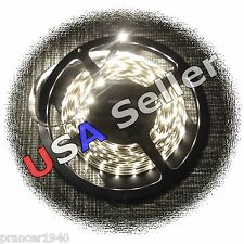 16.4 feet WHITE LED Cabinet Tape Lights - 3528 Under Counter Lighting Strip