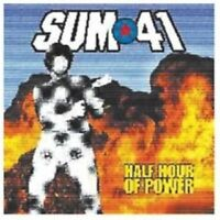 SUM 41 - HALF HOUR OF POWER  CD  11 TRACKS ALTERNATIVE ROCK & POP  NEU