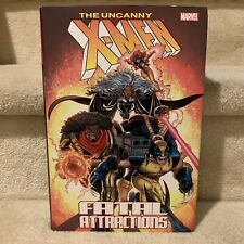 Uncanny X-Men Omnibus Fatal Attractions Hardcover