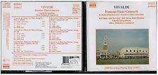 CD - 1948 - VIVALDI FAMOUS FLUTE CONCERTI