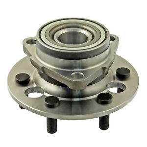 Wheel Bearing and Hub Assembly-Standard Cab Pickup Front Precision Automotive