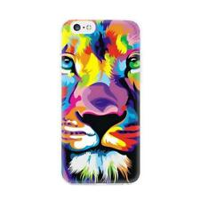 Artistic Tiger Pattern Phone Case for iphone 5 5s SE TPU Protective Back Shell