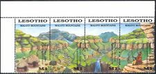 Lesotho 1989 Maloti Mountains/Waterfall/Aloes/Plants/Nature 4v s-t stp (n17061)