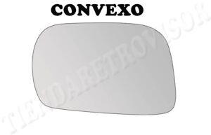 2001-2007 CONVEXO Cinta #136 Lado Derecho Ala Espejo De Cristal Para Suzuki Wagon R