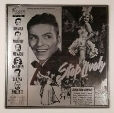 FRANK SINATRA Step Lively OST LP Hollywood Soundstage NO. 412 US SEALED 05B