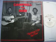 CAMPBELL AND REID Nothing Like The First UK PRIVATE PRESS SIGNED Folk Country