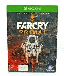 Far Cry Primal Special Edition for Xbox One 2016 - USED