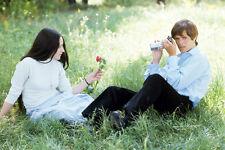 Olivia Hussey Leonard Whiting Romeo and Juliet promo photo shoot 11x17 Poster