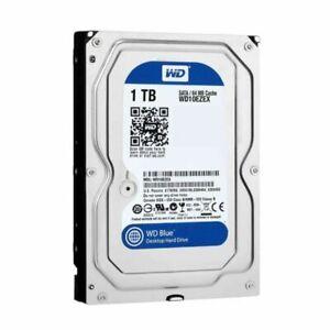 """Western Digital Blue 3,5"""" 1TB Hard Disk Interno (WD10EZEX)"""
