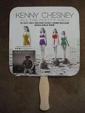 KENNY CHESNEY CMAFEST 2017 PROMO FAN