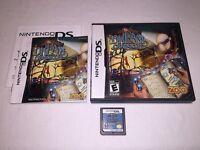 Dream Chronicles (Nintendo DS) Original Release Complete LN Perfect Mint!