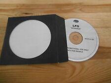 CD pop LFO Lyte Funkie Ones-Advance (12 chanson) promo warp rec Disc only