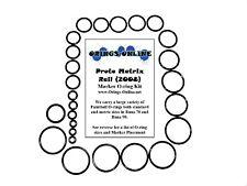 Proto Matrix Rail 2008 Paintball Marker O-ring Oring Kit x 2 rebuilds / kits