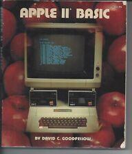 Apple II Computer Book - Apple II BASIC