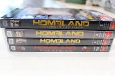 New - HOMELAND - Season 1-4 - DVD - Region 4