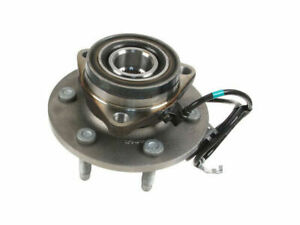 Front Left Wheel Hub Assembly For 03-05 Chevy GMC Astro Safari AWD BX98M1 Timken