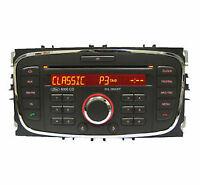 FORD 6000 CD RADIO CD PLAYER CAR STEREO CODE MONDEO FOCUS S MAX GALAXY KUGA