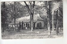 Cook Real Photo Postcard The Montgomery Cottage   Green Lake  WI
