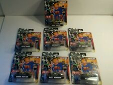 JUSTICE LEAGUE HOT WHEELS RACING CAR SET NASCAR LOT 7 MATTEL BIFFLE BURTON RUDD
