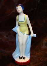 Figurine Baigneuse Pin-up Sexy Style Art Deco-allemand Style Art Nouveau