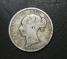 1885 Half Crown , UK Crown