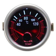 2'' 52mm LED Medidor Temperatura de Agua Temp Calibrador Indicador Gauge Coche