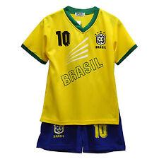 Camiseta de fútbol de selecciones nacionales de Brasil