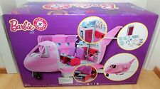 Barbie Glamour Jet Flugzeug Dmr53 Pink Passport Neu/ovp