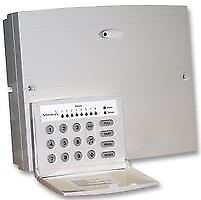CONTROL PANEL VERITAS R8+ Security Alarm Systems - SR08198