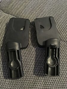 Quinny buzz Adapters For Maxi Cosi Car Seat & Quinny Foldable Carrycot