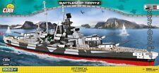 COBI Battleship  Tirpitz  / 4809 / 1982  blocks WWII German ship Small Army