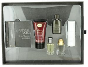 Men's Miniature Sampler: TAOS, Gucci, Gucci, Hugo Boss & Lacoste Damaged Box New