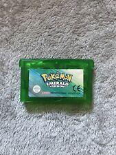 Pokemon: Emerald Version (Nintendo Game Boy Advance, 2005) - 100% Genuine