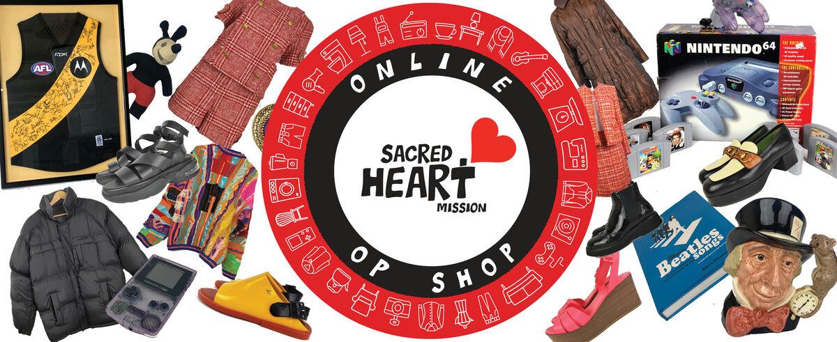 Sacred Heart Online Store