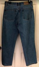 Steve & Barry's Men's Quality Denim Blue Jeans Size 33 x 30 Straight Leg