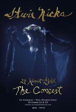 Stevie Nicks poster : 11 x 17 inches : 24 Karat Gold