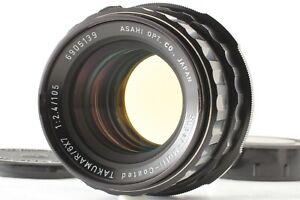 [N Mint++] PENTAX SMC Takumar 6x7 105mm f2.4 Standard Lens for 6x7 67 II JAPAN