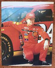 BILL ELLIOTT VINTAGE 8 X 10 Photo DAYTONA 500 SPECIAL NASCAR #34 McDonalds Coke