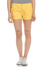 NEU L Größe XS SuperDry Washbasket Boy-Short GS7GE067 Yellow Gelb