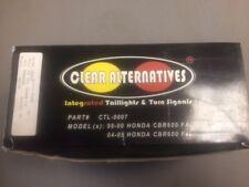 NEW 99-00 CBR600F4/04-05 CBR600F4i INTEGRATED TAILLIGHT/TURN SIGNALS CTL-0007