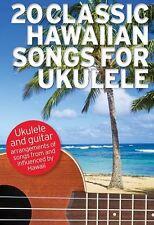 Classic Hawaiian Songs For Ukulele Learn to Play Aloha Oe Hiilawe UKE MUSIC BOOK
