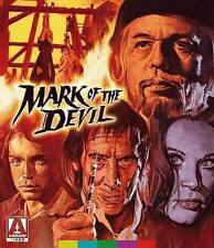 UDO KIER Mark of the Devil Blu-ray + DVD Special Edition horror exploitation USA