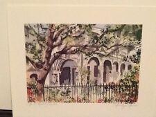 """Charlestons No. 2 Meeting st Inn"" Charleston water color print Birthday gift"