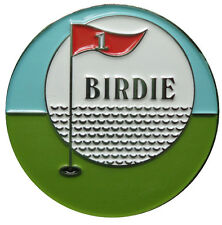 Birdie Golf Ball Marker - Package of 2