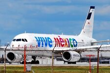 INFLIGHT200 IF3200717 1/200 MEXICANA AIRBUS A320-200 F-OHMJ VIVE MEXICO W/STAND