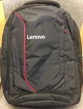 Lenovo 15,6 Pollici Laptop Notebook Zaino Zaino Borsa b3055 (Nero) Nuovo di Zecca