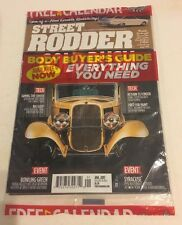 Street Rodder Magazine January 2017  Body Buyers Guide Classic Cars Hot rods